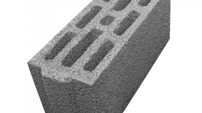 ÇBL 15 BA Üç Sıra Boşluklu Geçmeli Bims Blok [15x39x18,5]