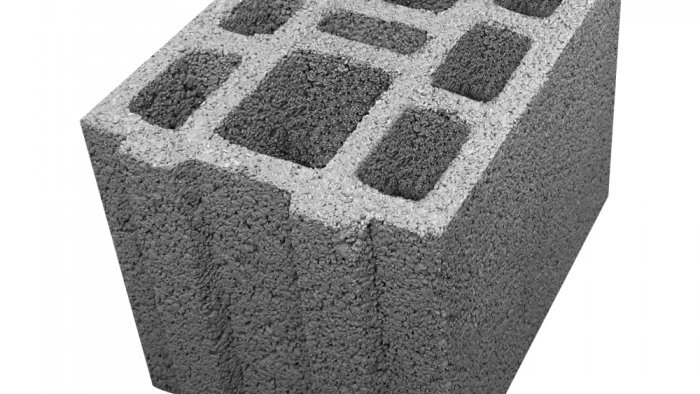 ÇBL 25 Y Üç Sıra Boşluklu Geçmeli Bims Blok [25x33x24]