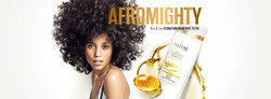 Pantene - Afromighty