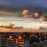 The sun never really sets in Berlin
