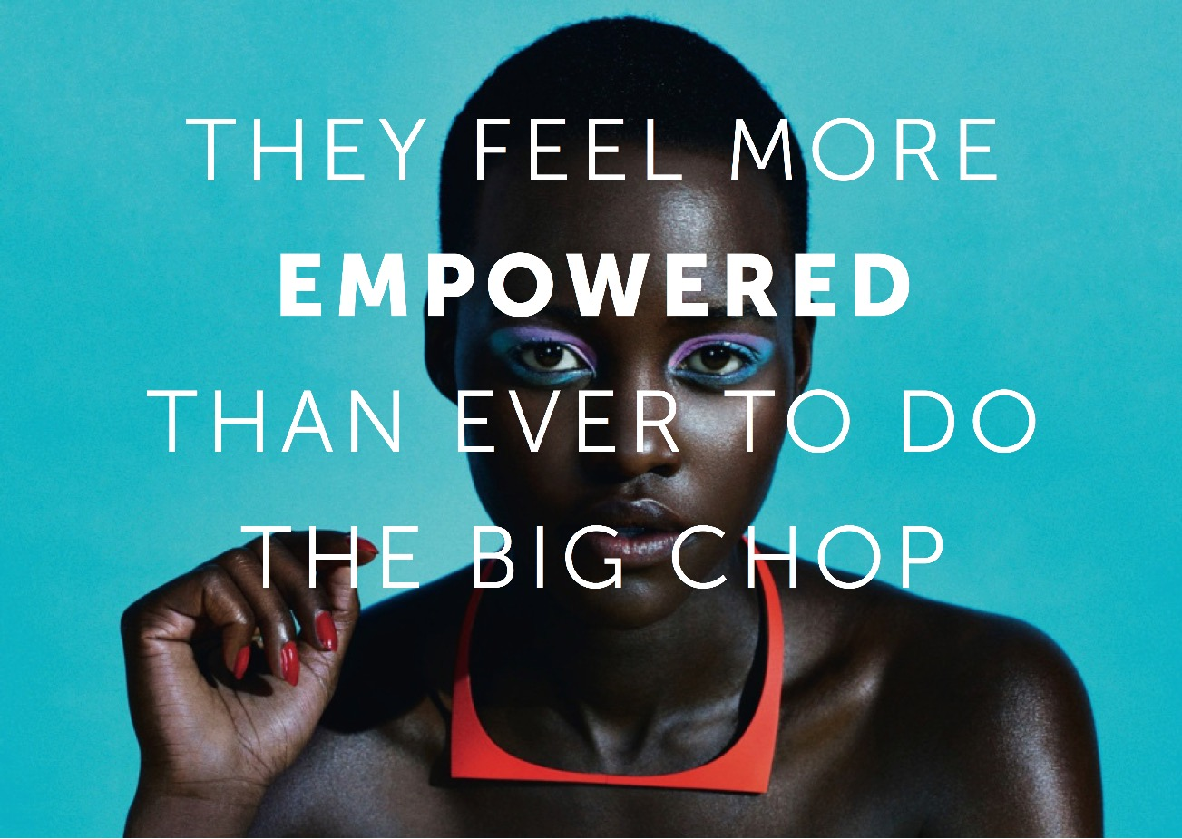 "AA women feel more empowered than ever to do the ""Big Chop"""