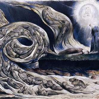William Blake et la Divine Comédie