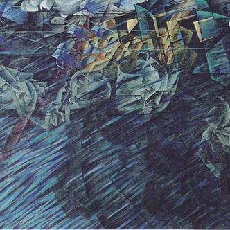 Les états d'âme d'Umberto Boccioni