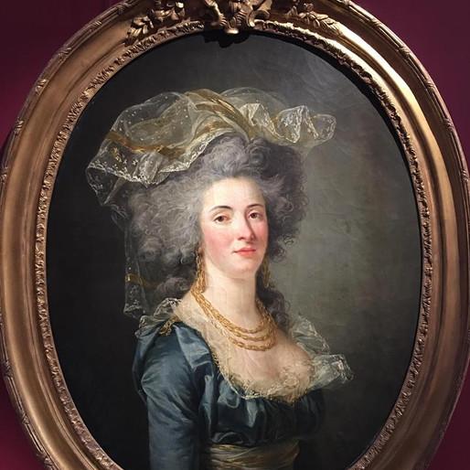 Le portrait présumé de Philiberte-Orléans Perrin de Cypierre, comtesse de Maussion