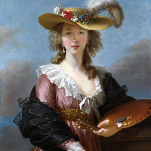 L'art du portrait d'Élisabeth Vigée le Brun