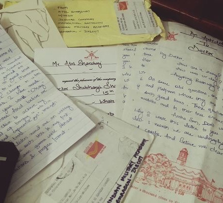 Letters To Him
