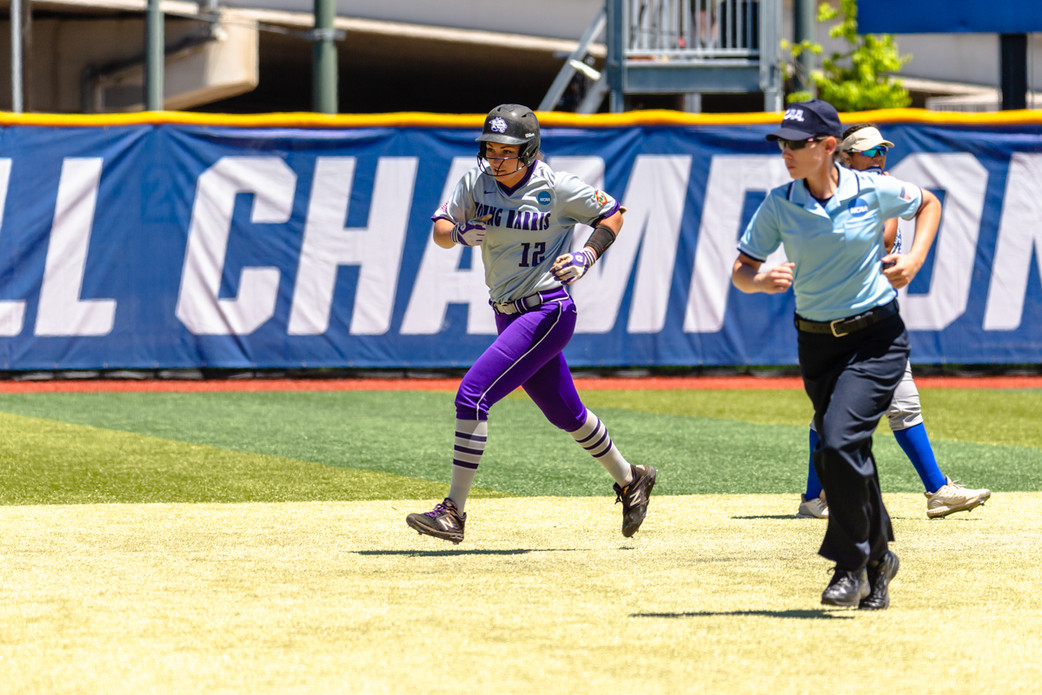 Haylie Shope | Young Harris Softball | 2019 NCAA D2 Championship