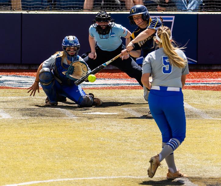 Augustana vs Western Florida, 2019 NCAA D2 Softball Championship