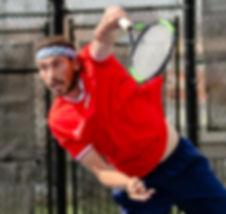 MSU Denver Men's Tennis vs CSU -- Pueblo, 2019