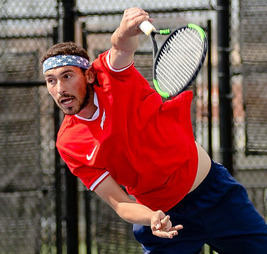 MSU Denver Men's Tennis vs CSU -- Pueblo, 2019