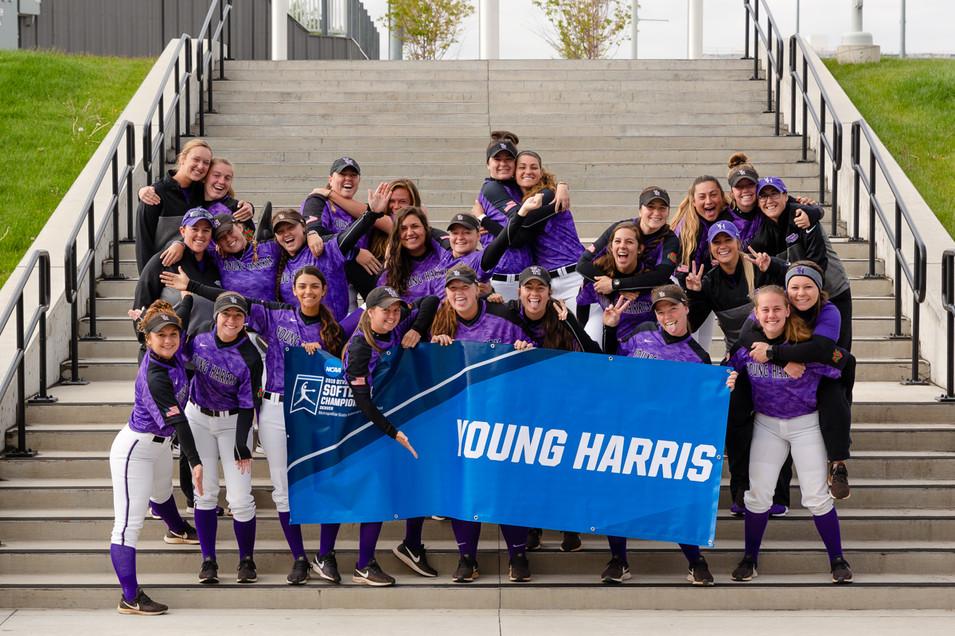 Young Harris Softball | 2019 NCAA D2 Championship