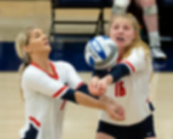 Photos of MSU Denver Volleyball versus Regis University