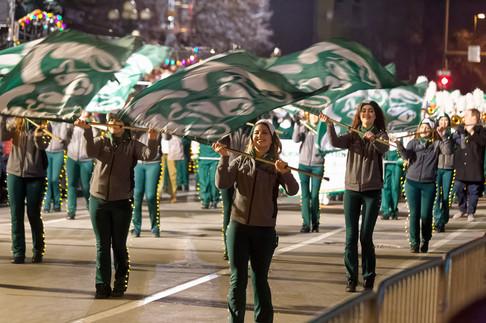 Parade of Lights, Denver, CO