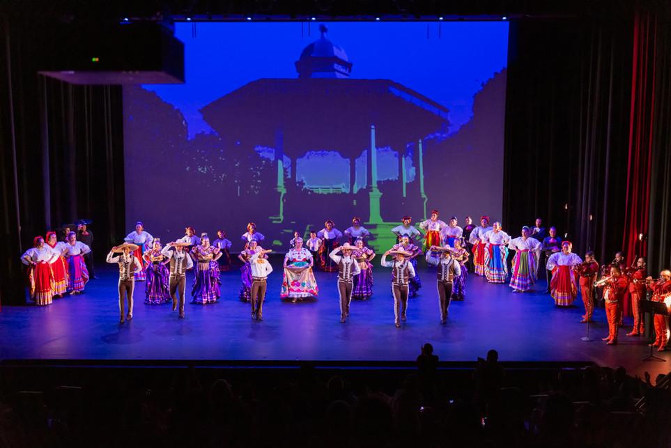 Grupo Folklórico Semblanzas de México