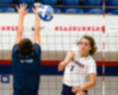 Photos of MSU Denver Volleyball Versus Ft. Lewis College, Auraria Event Center, Denver, Colo. Friday, Sep. 20, 2019