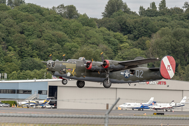 Collings Foundation B-24J