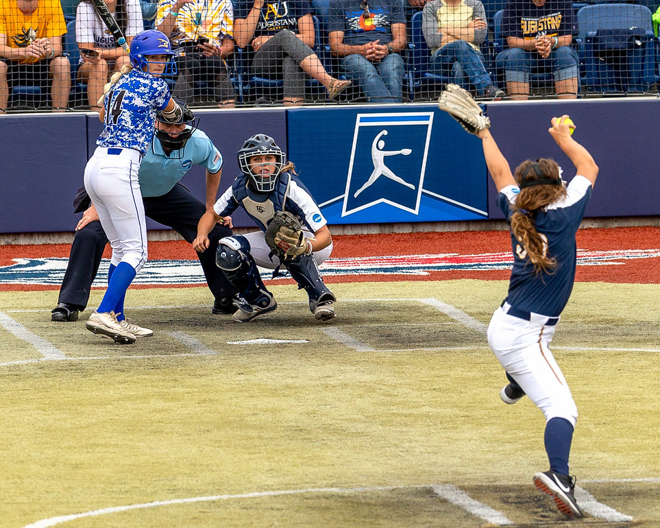Darral Freund Photography | Sports Photographer in Denver | 2019 NCAA Division II Softball Championship Finals, Game 3