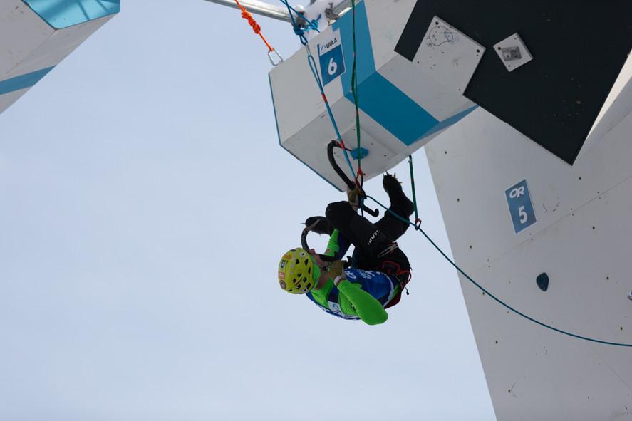 2019 UIAA Ice Climbing World Cup, Denver, USA, Feb 23-24, 2019