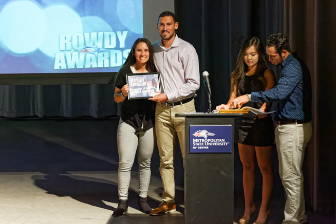 2019 MSU Denver Rowdy Awards