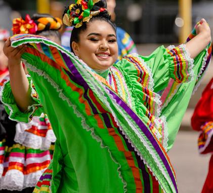 Cinco de Mayo Parade, Denver, Colo., 2019