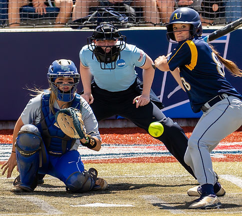 Photographs of the 2019 NCAA Softball Division 2 Championship