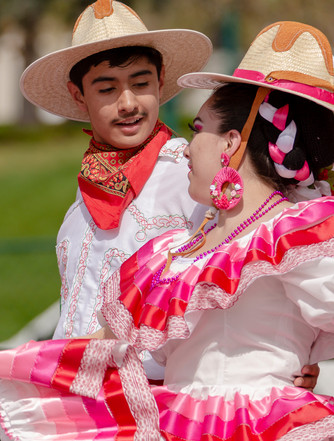 Mexican Dancers, Cinco de Mayo, Denver, Colo., 2019