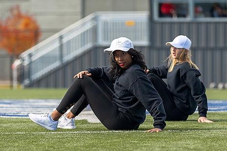 Darral Freund Photography   Professional Sports Photographer   Dance / Pom Pom   MSU Pom Poms at MSU Denver Vs. Westminster College (Utah)