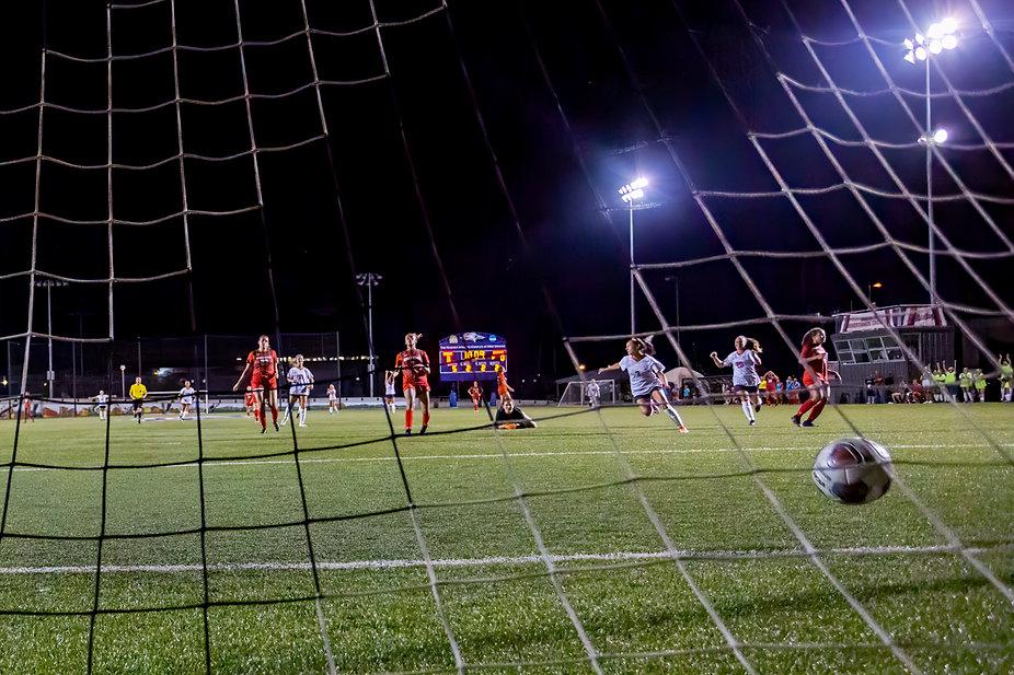 Photographs of MSU Denver Women's Soccer during the 2019-2020 Season.  Denver, Colo.  Photos by Darral Freund