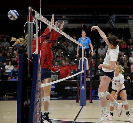Darral Freund Photography | Professional Volleyball Photographer | MSU Denver Vs. CSU-Pueblo