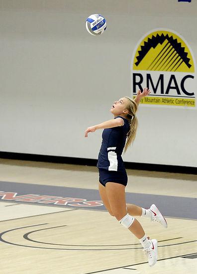 Darral Freund Photography | Professional Volleyball Photographer | MSU Denver Vs. Black Hills State University