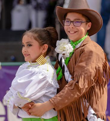Mexican Dancers, Cinco de Mayo, Denver, Colo., 2019