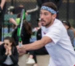 MSU Denver Men's Tennis vs Colorado College, 2019