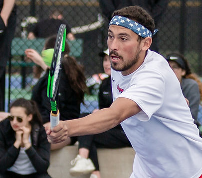 MSU Denver Men's Tennis vs Colorado College, 2019