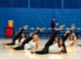 Darral Freund Photography | Professional Sports Photographer | Dance / Pom Pom | MSU Pom Poms at MSU Denver Vs. CSU-Pueblo