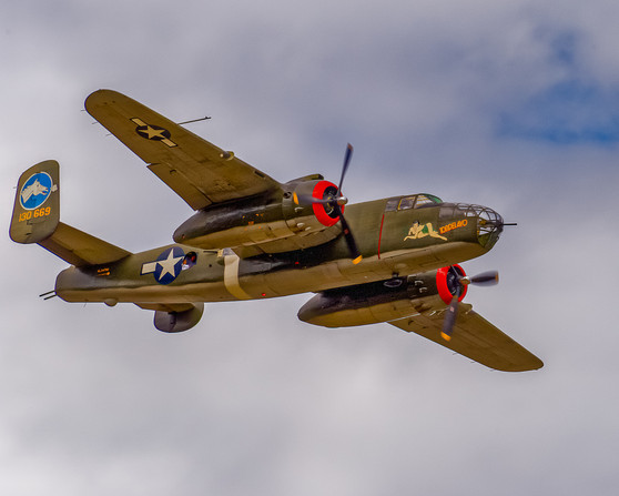 Collings Foundation B-25