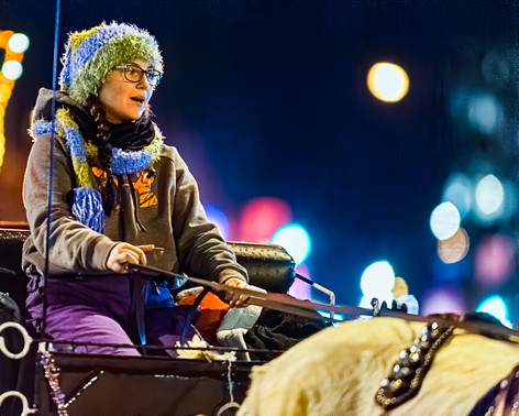2019 9News Parade of Lights, Denver, Colorado