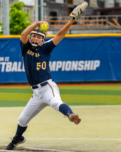2019 NCAA Division II Softball Championship Finals, Game 2