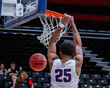 Photos of MSU Denver Men's Basketbll 2018-2019