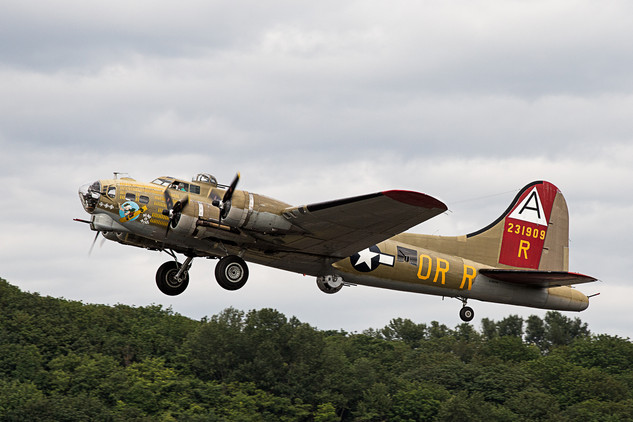Collings Foundation B-17G