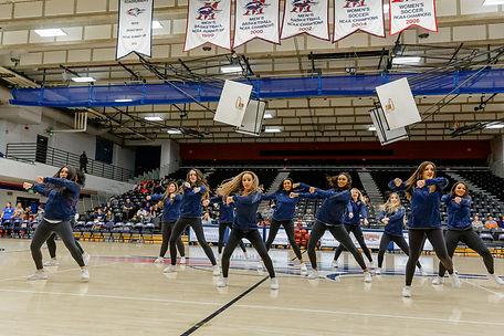 Darral Freund Photography | Professional Sports Photographer | Dance / Pom Pom | MSU Pom Poms at MSU Denver Vs. Texas A&M