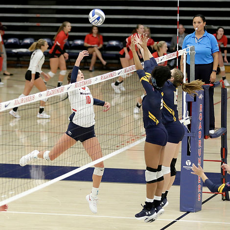 Darral Freund Photography | Professional Volleyball Photographer | MSU Denver Vs. Texas A&M Commerce