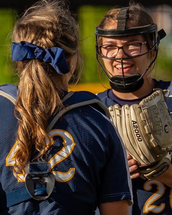 Ashley Mickschl, Augustana Softball Pitcher, 2019 NCAA D2 Softball Championship