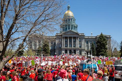 Teachers Rally