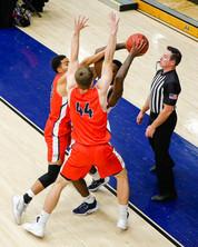 MSU Denver Basketball vs Dixie State, Auraria Event Center, Saturday, January 10, 2020.  RMAC, NCAA D2.  Photos by Darral Freund