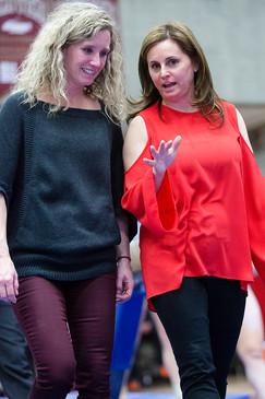 Julie Campbell and Melissa Kutchner-Rinehart