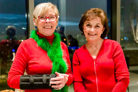 Photos of 2019 GTCD Holiday Party
