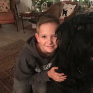 Max mit Ben
