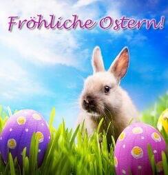 EIN FRÖHLICHES OSTER-RUSSENTREFFEN !!!
