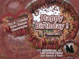 Happy Birthday ...!!!!