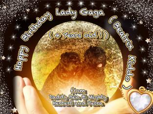 BEATRIX KIDDO ( LADY GAGA ) HAPPY BIRTHDAY !!!